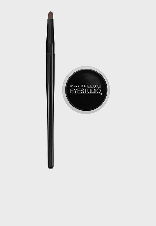 Eye Studio Gel Liner Black