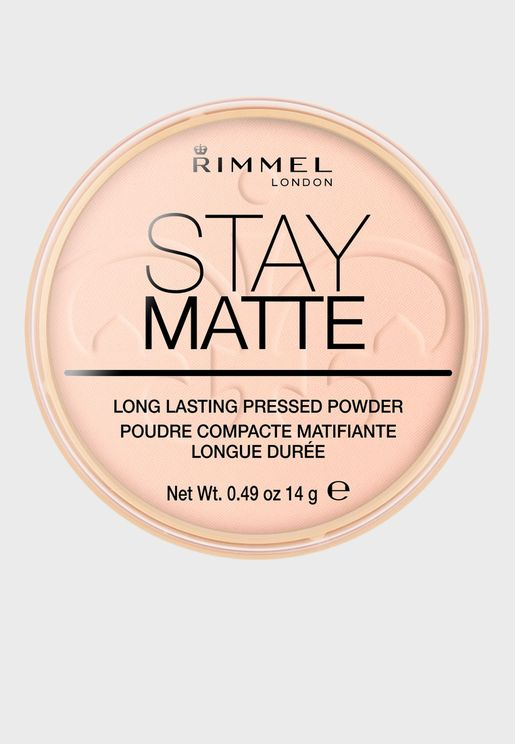 Stay Matte Pressed Powder  #002