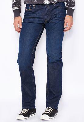 Diesel Waykee Slim Fit Dark Wash Jeans