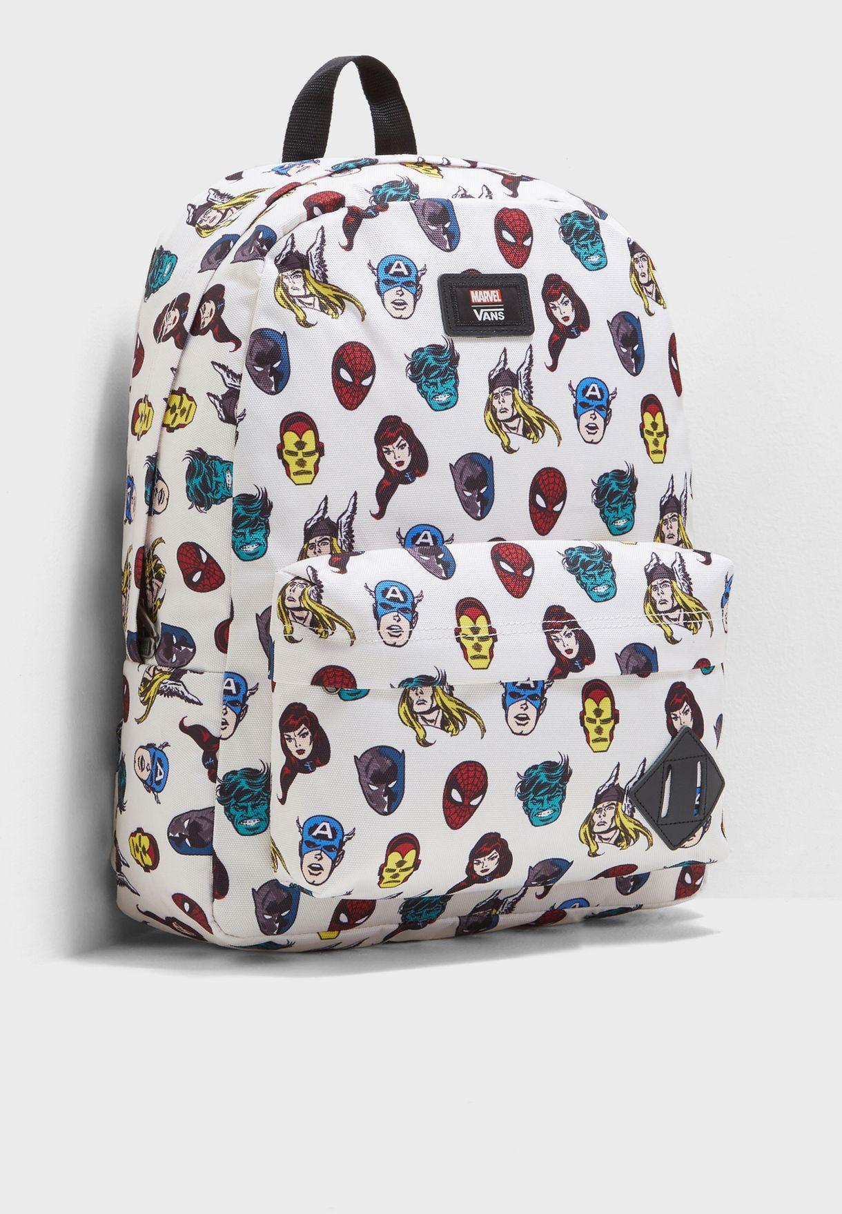 Marvel Old Skool Backpack