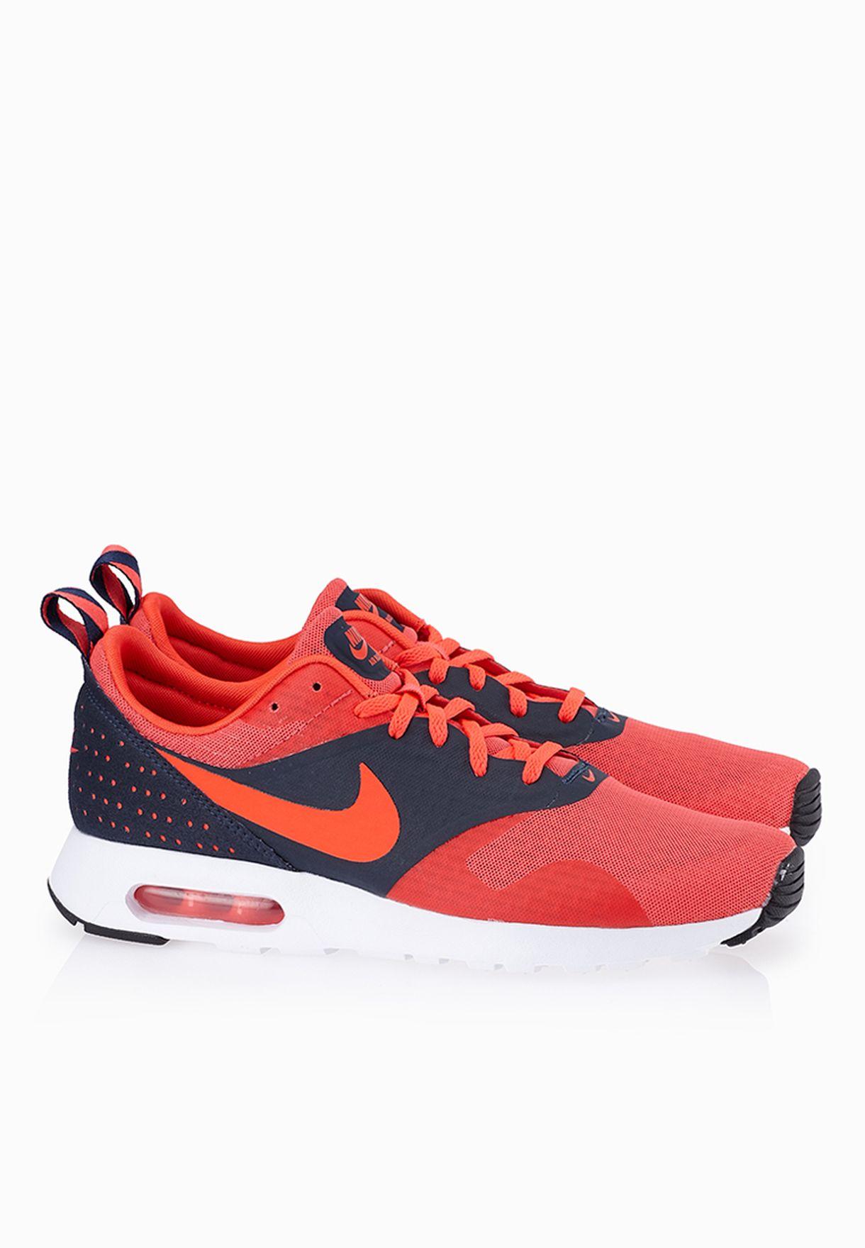 632ee0379a Shop Nike red Air Max Tavas Essential 725073-600 for Men in Qatar ...