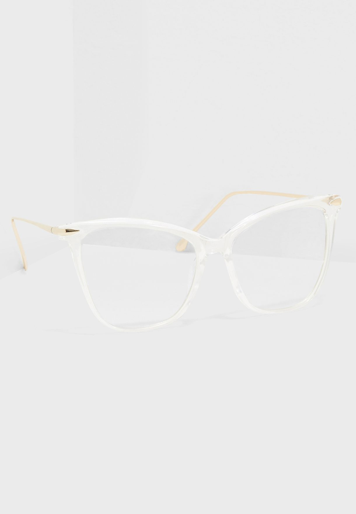 Laradda Clear Sunglasses