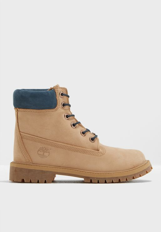6 In Premium WP Boot Youth
