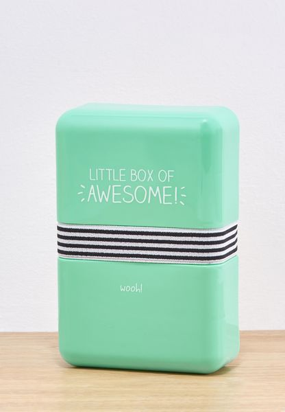 Little Box Of Awesome Lunch Box