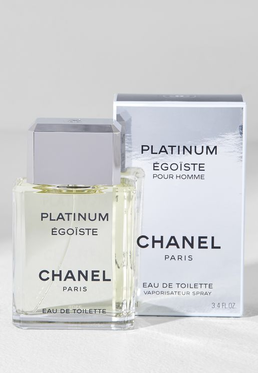 Egoiste Platinum Homme 100Ml Edt