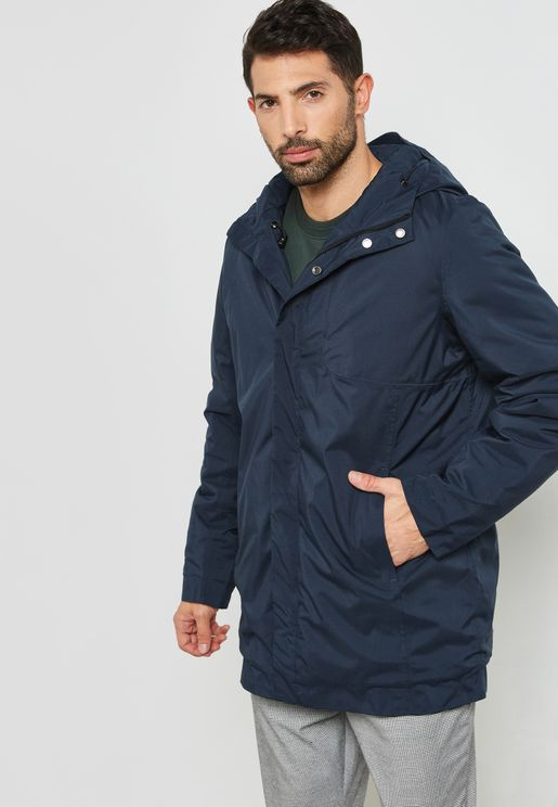 Abbot Hooded Jacket