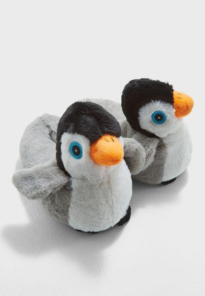 Pippa Penguin 3D Slip On