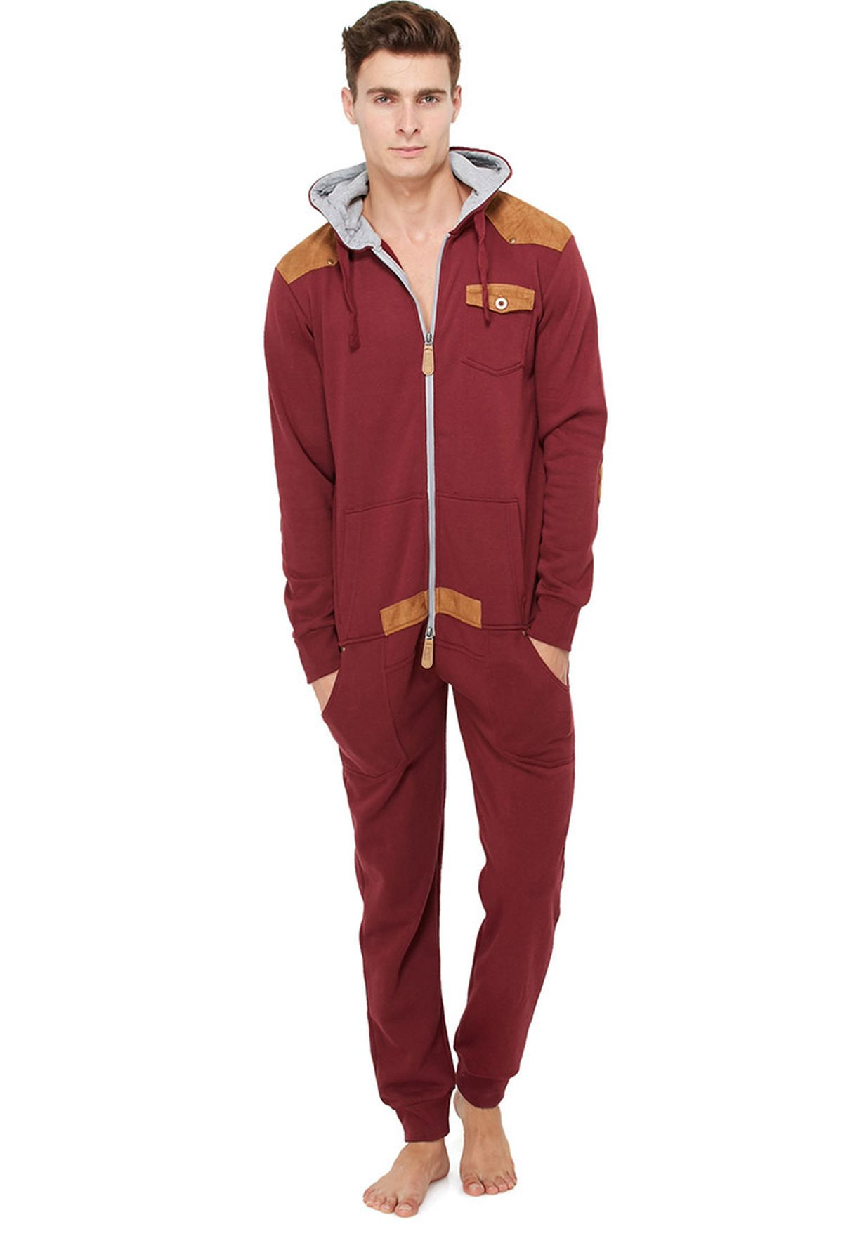 b94128d241bf Shop 1ze red Luca Onesies for Men in Kuwait - 1Z544AT22BMJ
