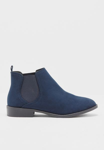 Moon Chelsea Ankle Boots