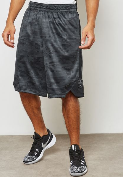 c46972f71746 Shop Nike black Dri-FIT Kyrie Elite Shorts 891765-060 for Men in Globally  ...