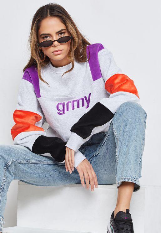 Flamboyant Sweatshirt