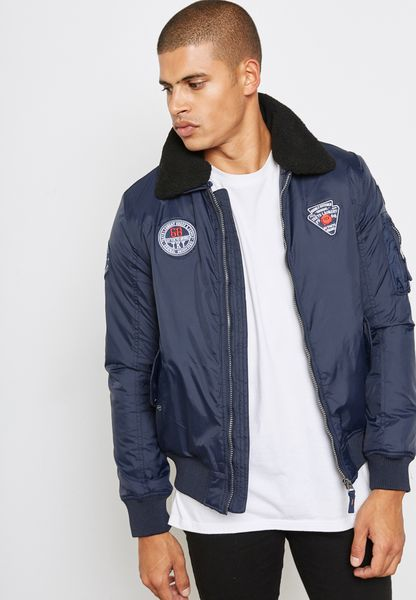 Turner Bomber Jacket
