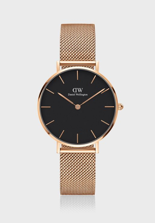 Melrose Classic Watch 32mm Rose Gold