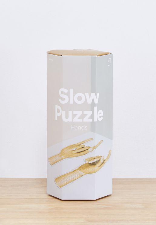Slow Puzzle Hand