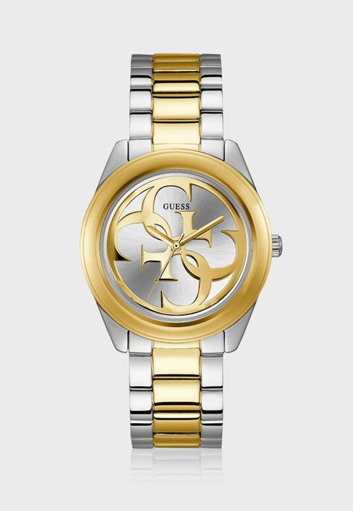 G Twist Analog Watch