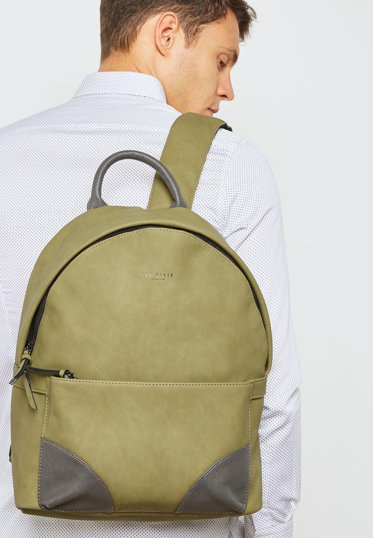 Nubuck Backpack