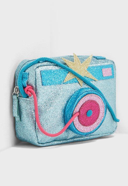 Kids Photo Bag