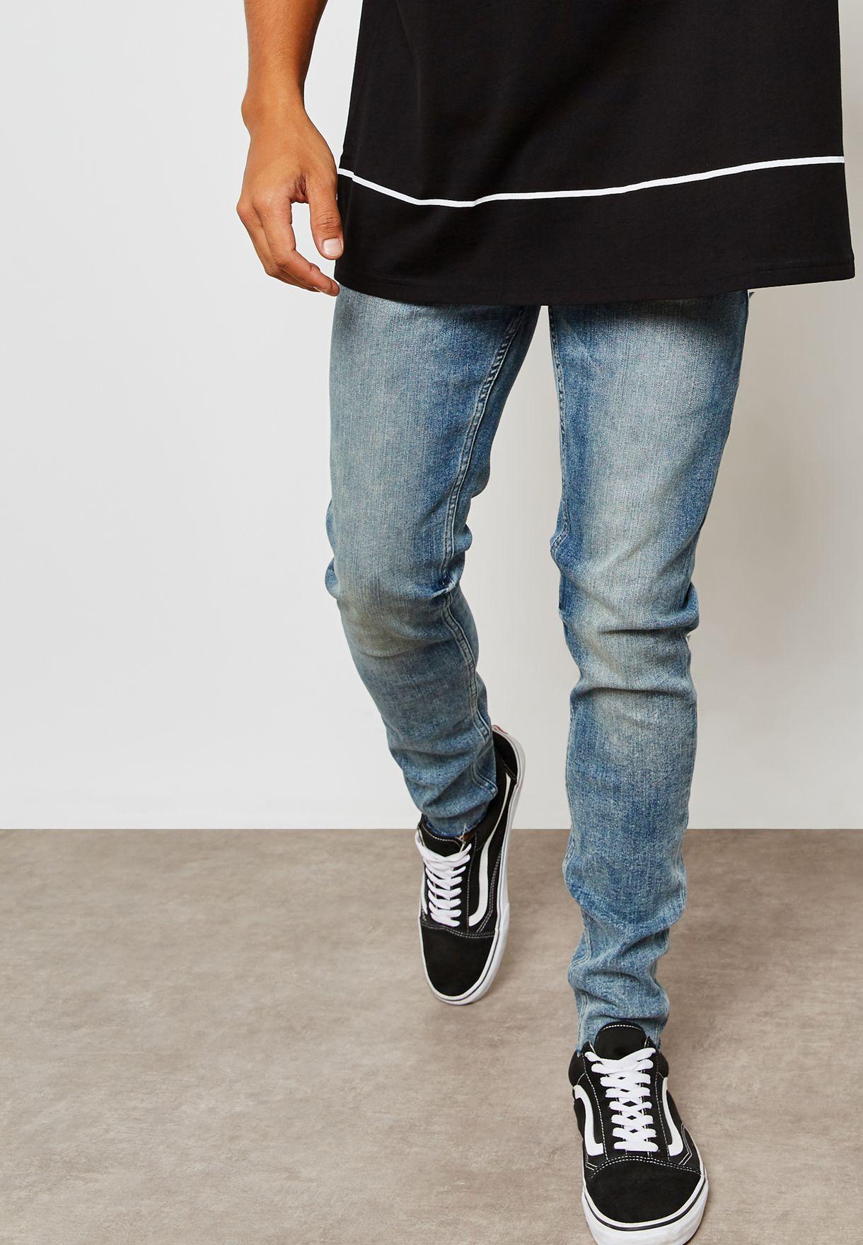 Him Skinny Fit Jeans
