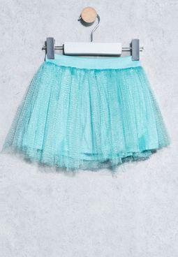 Infant Glitter Skirt