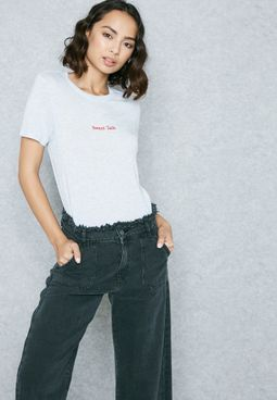 SloganT-Shirt