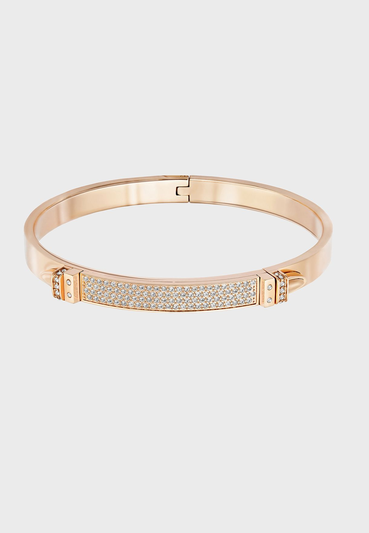 Distinct Narrow Bangle