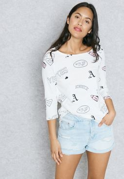 Patches Top