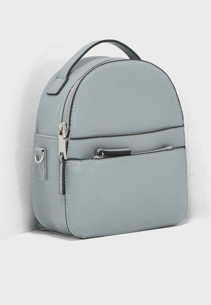 Dana Double Zip Micro Backpack