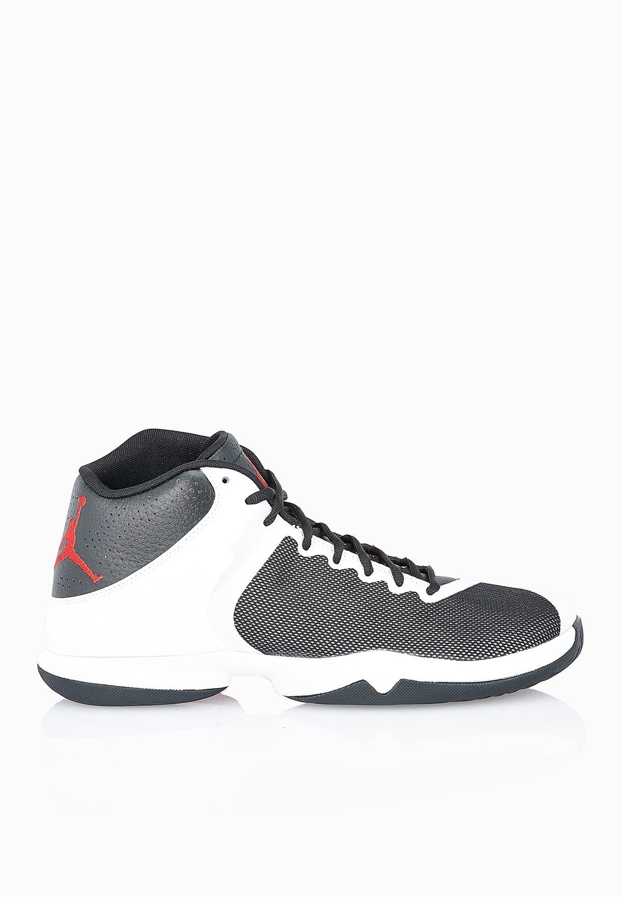 afd673a2772b Shop Nike monochrome Jordan Super.Fly 4 Po 819163-002 for Men in UAE ...