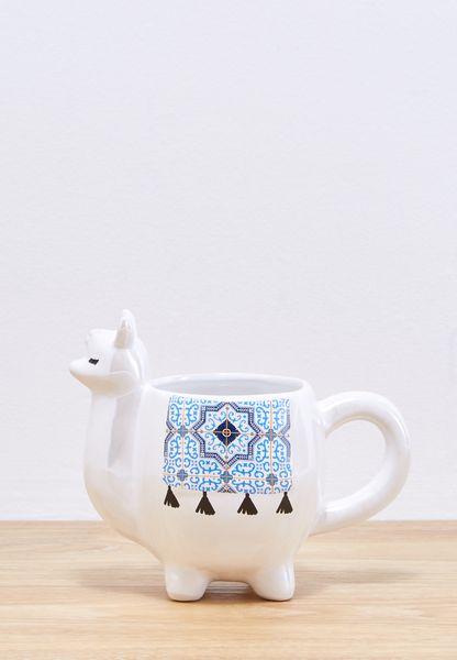 Llama Shape Mug