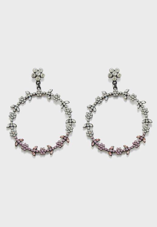 Bruna Drop Earrings