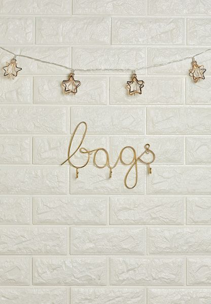 Bags Word Hooks