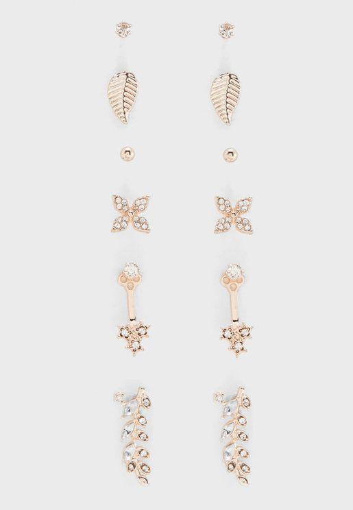 Multipack Frorewia Earrings