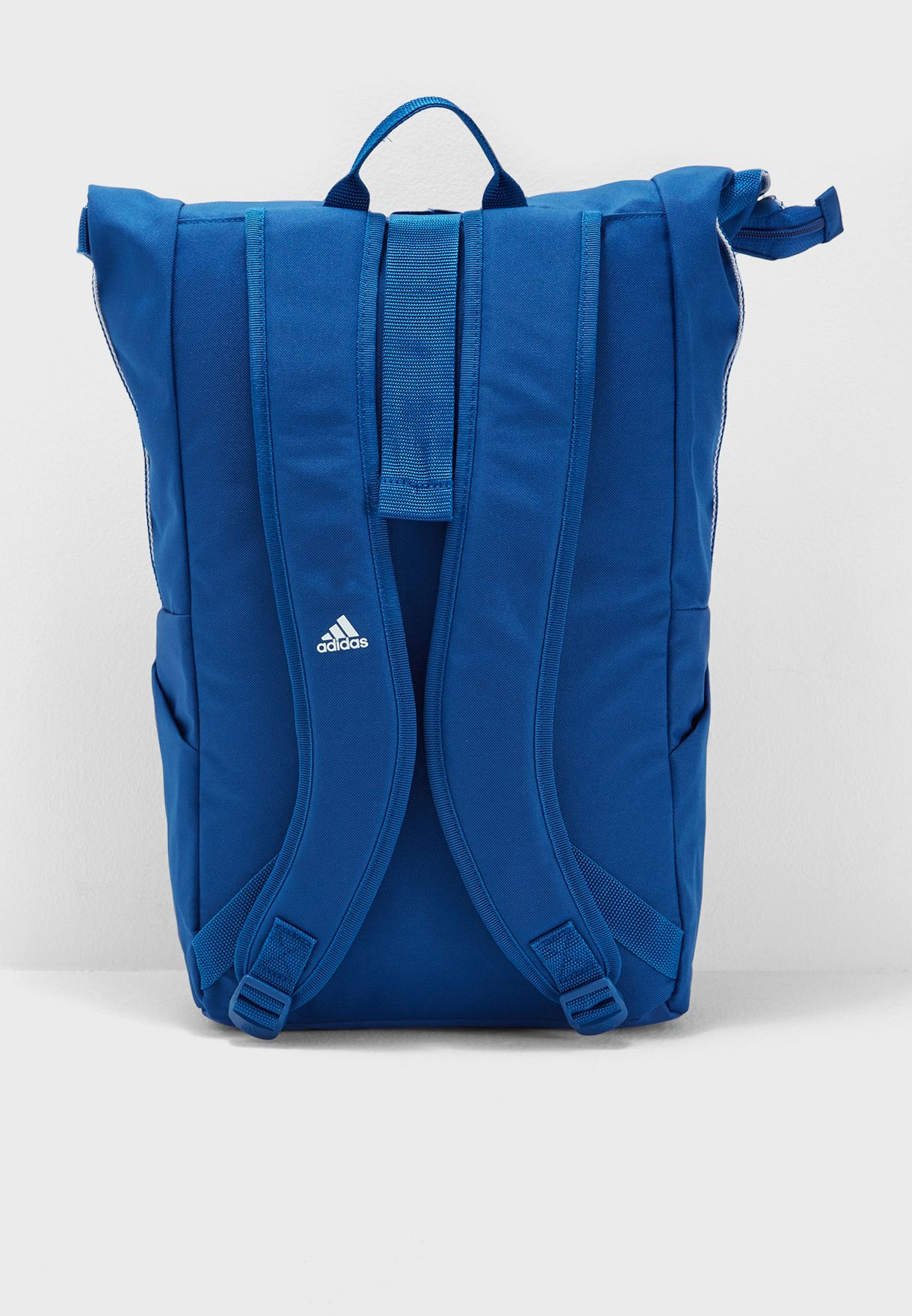 8a04934b05c4 Shop adidas blue Athletic Core Backpack CG0491 for Men in UAE ...