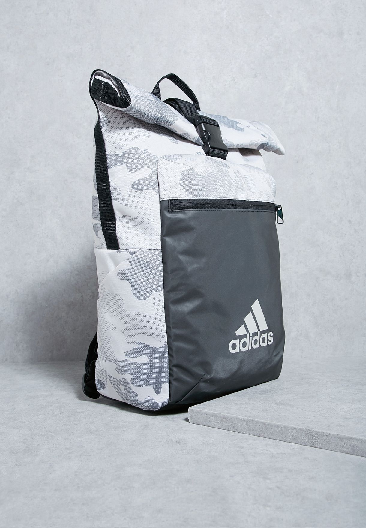 be4cf4d809 Shop adidas prints Athletic Core Graphic Backpack BR1598 for Men in Bahrain  - AD476AC12TDZ