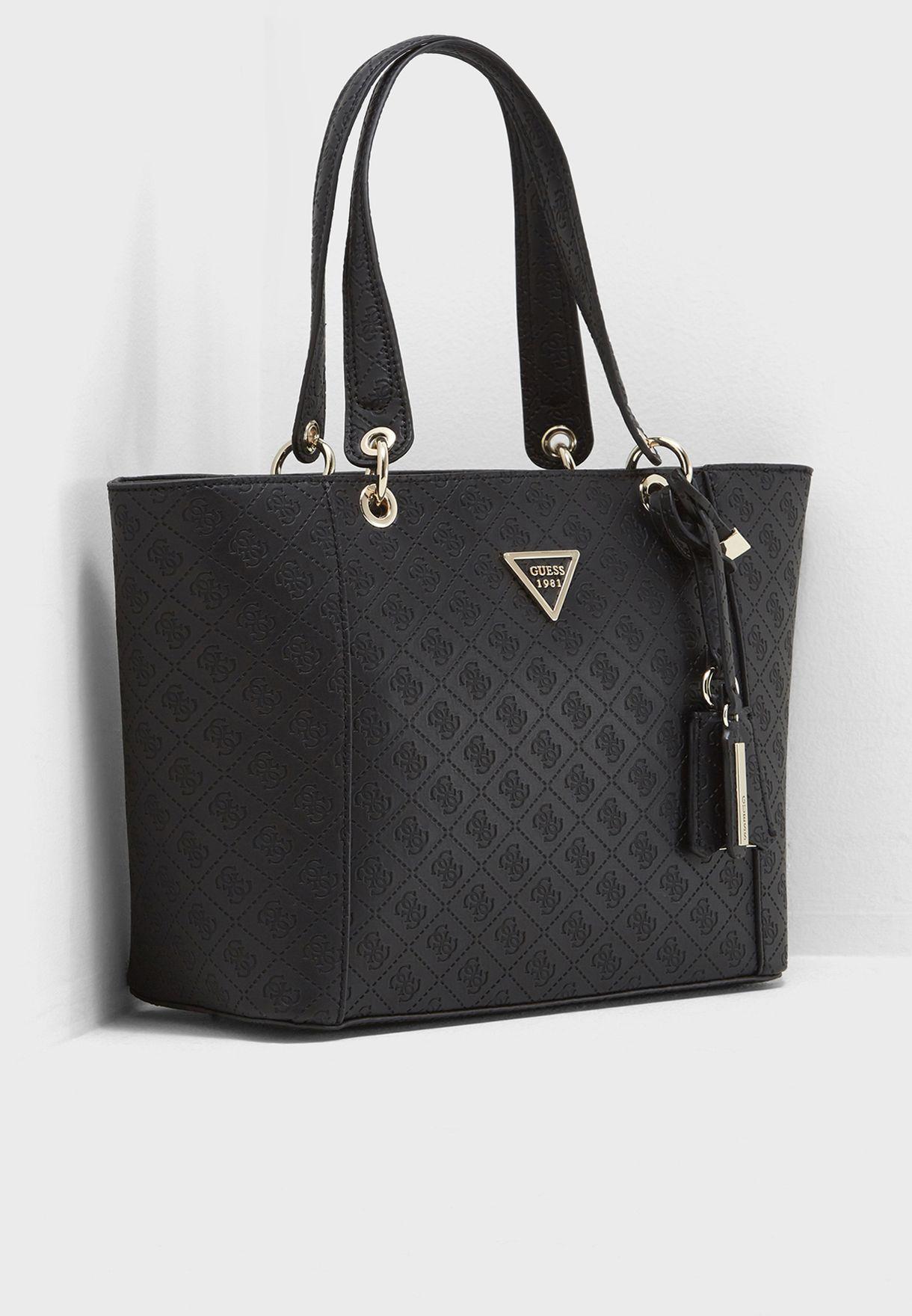 89a47362c3 Shop Guess black Kamryn Shopper SD669123BLA for Women in Bahrain -  GU094AC12GKX