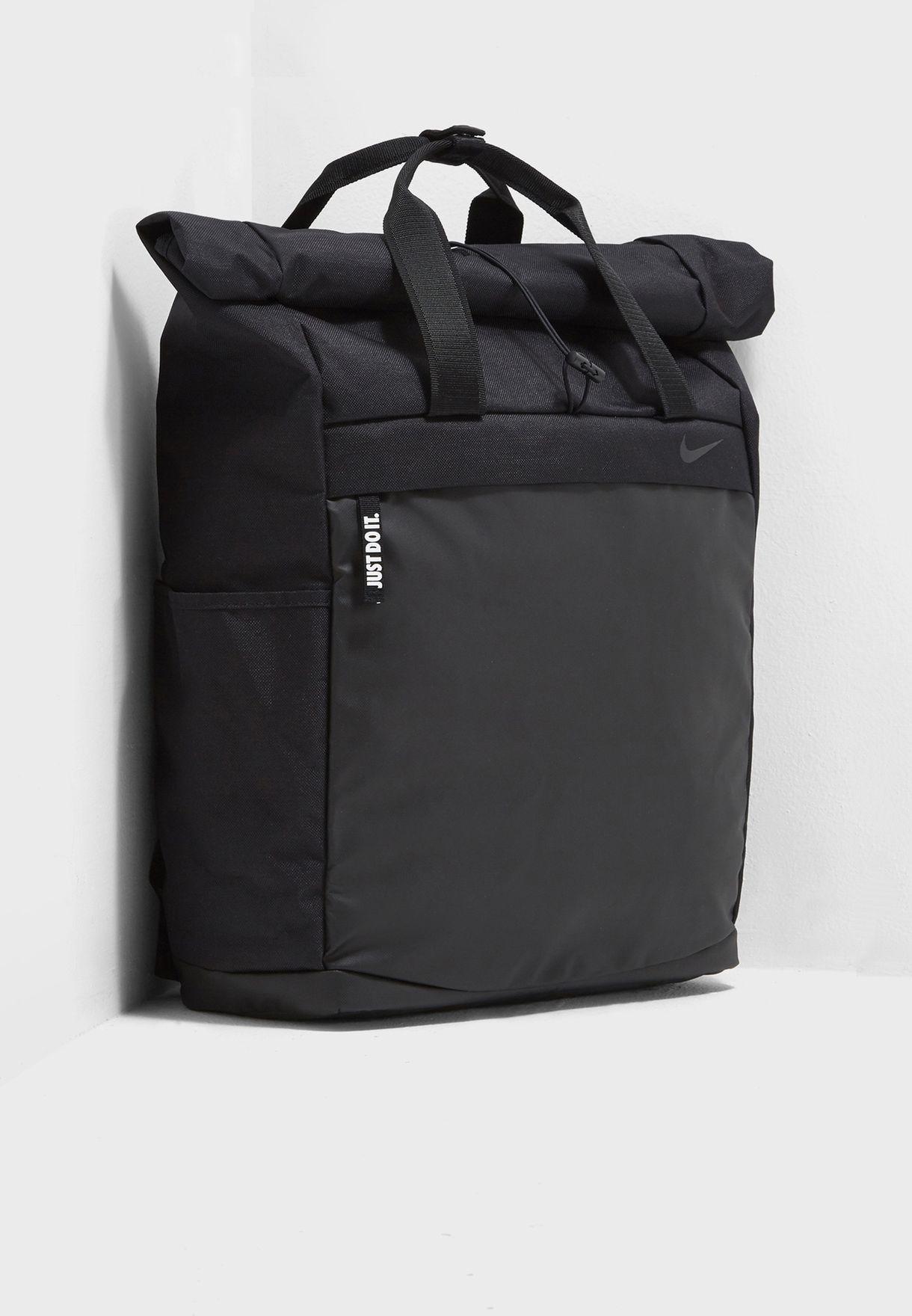 2dfdb5e695e Shop Nike black Radiate Backpack BA5529-010 for Women in UAE ...