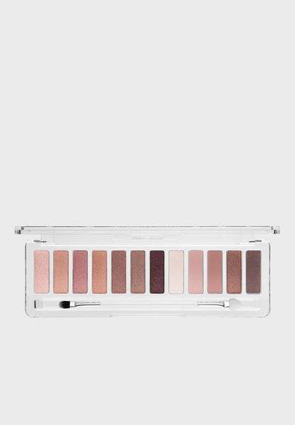 12 Pack Eyeshadow Palette - The Rose Golds