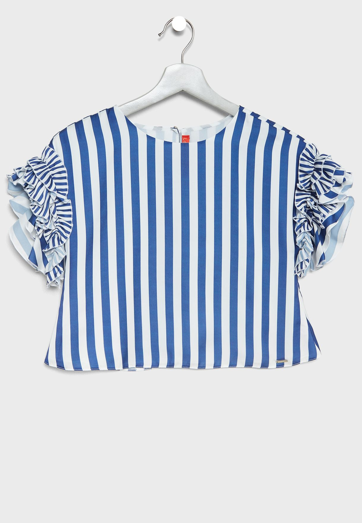 Teen Striped Top