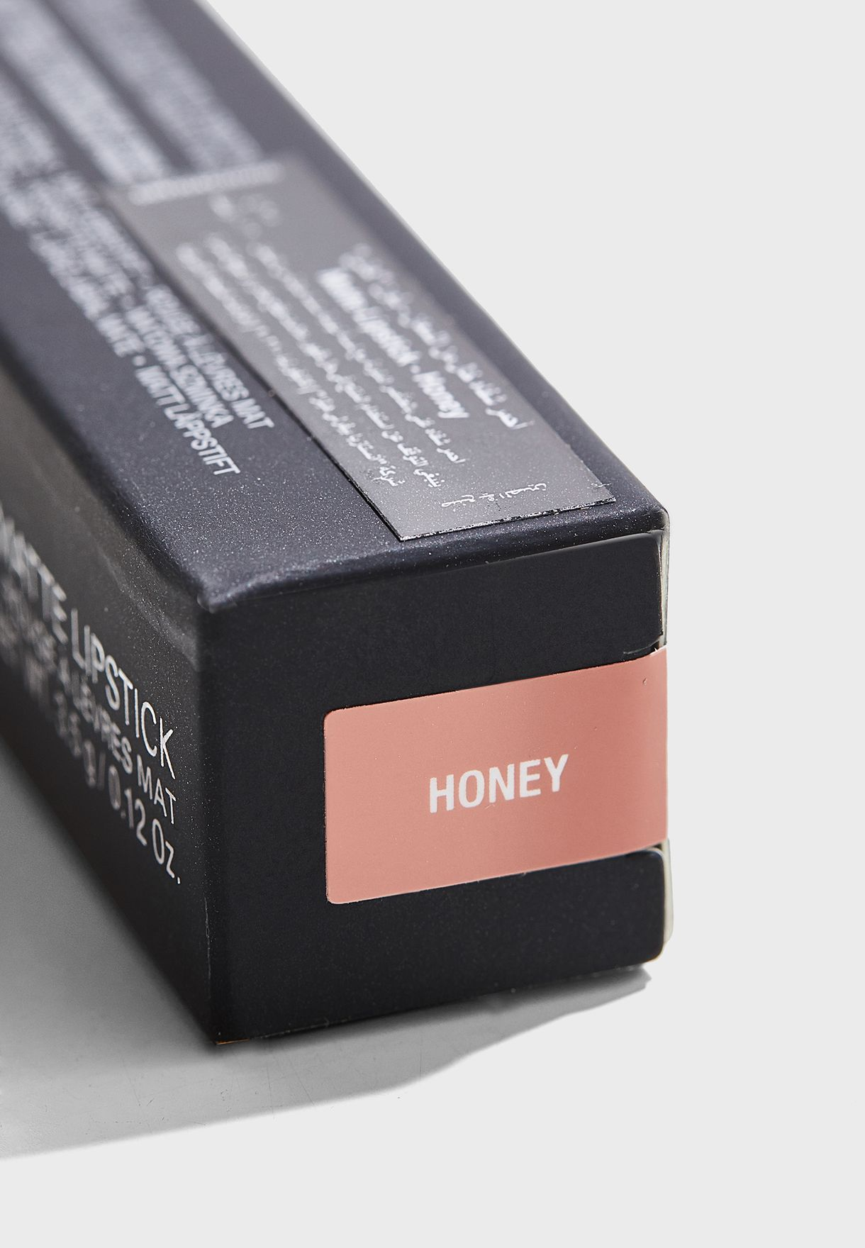 Matte Lipsticks - Honey
