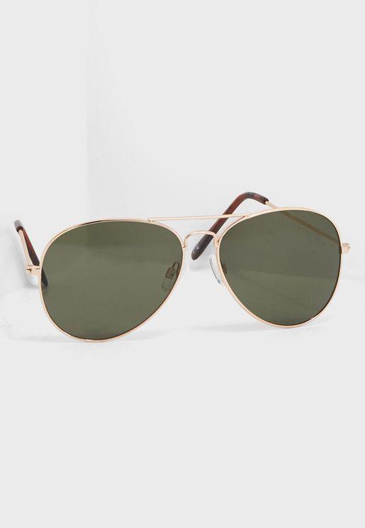 نظارة شمسية أفياتور كاجوال
