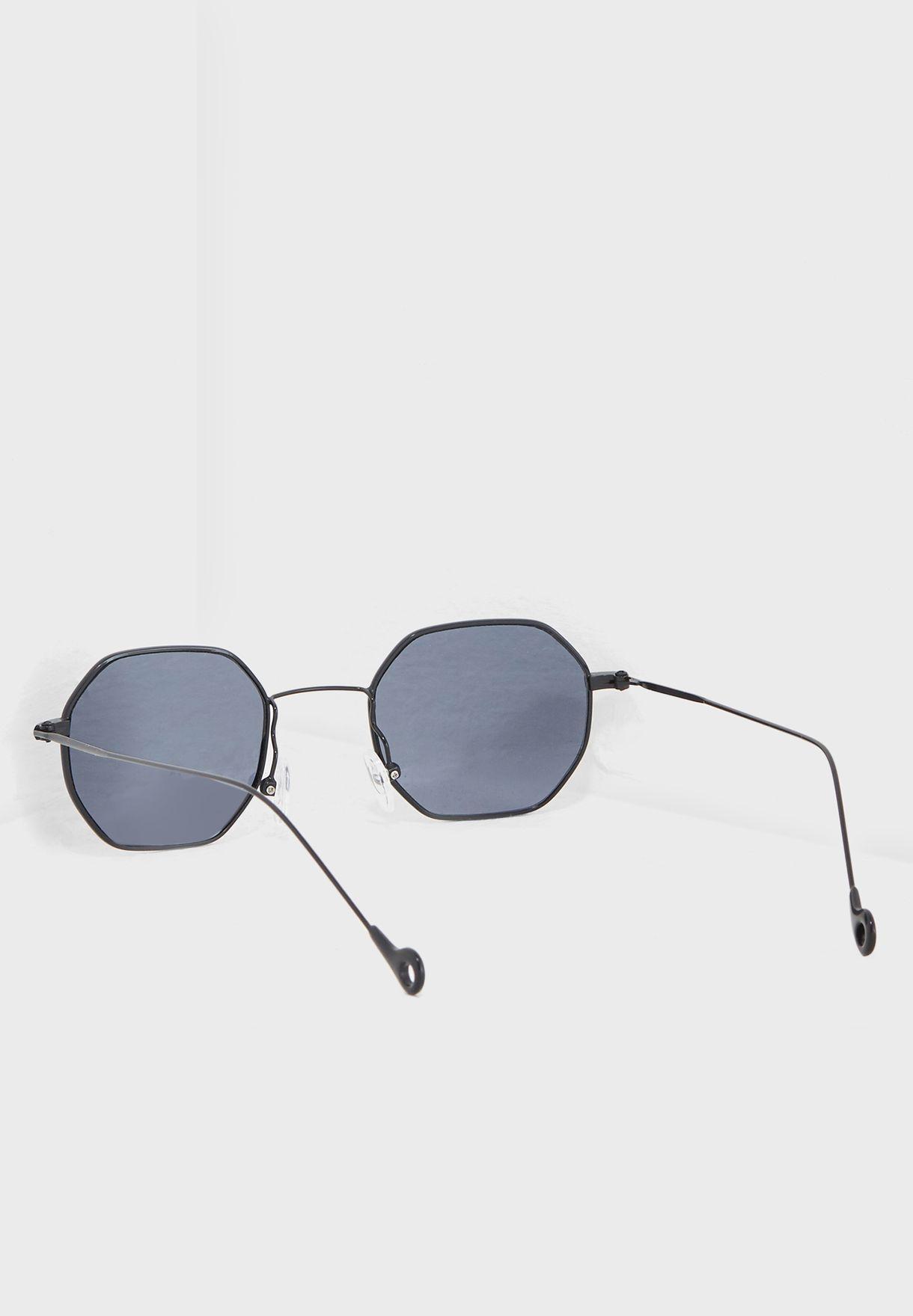 نظارات شمسية سداسية