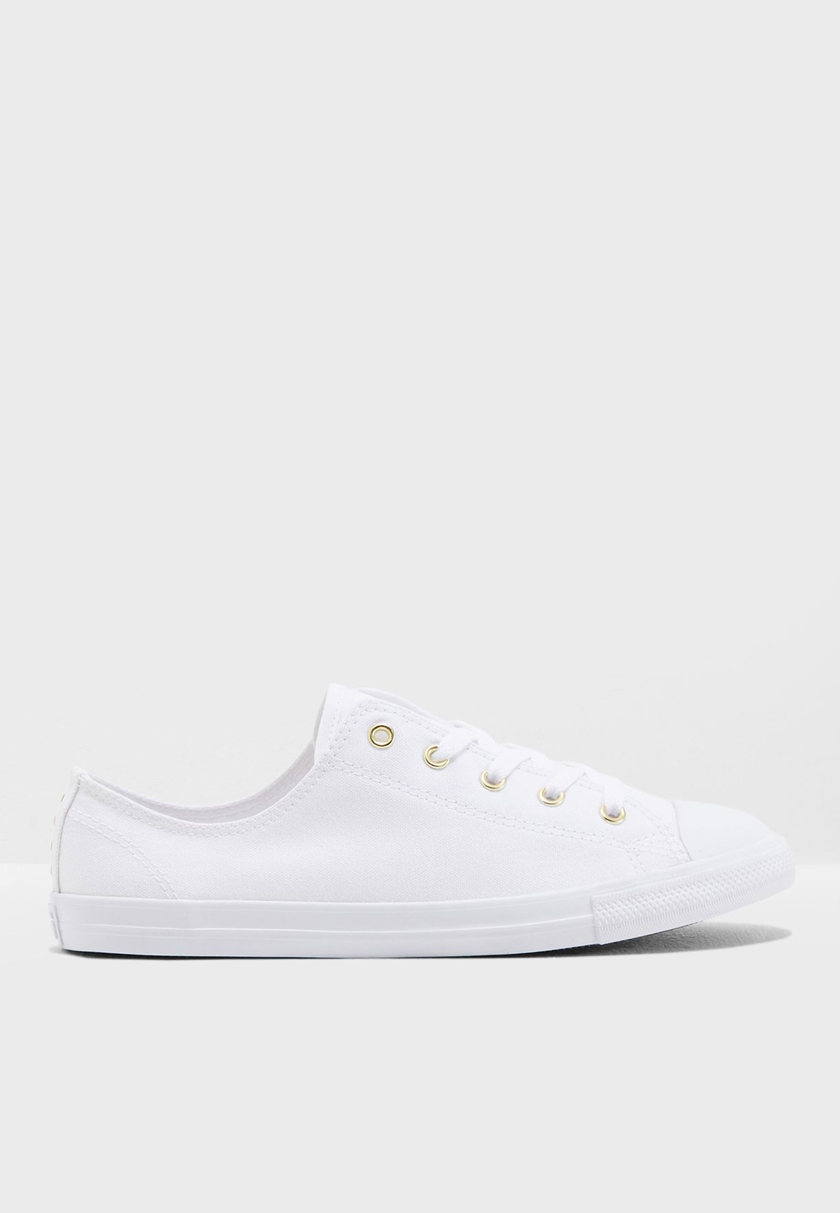 e51b293b2d1d Shop Converse white Chuck Taylor All Star Dainty 561644C-102 for ...