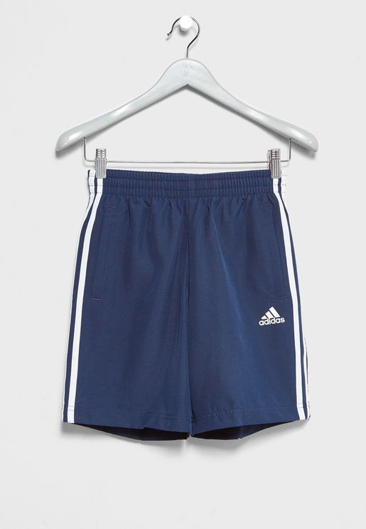 Youth 3 Striped Shorts