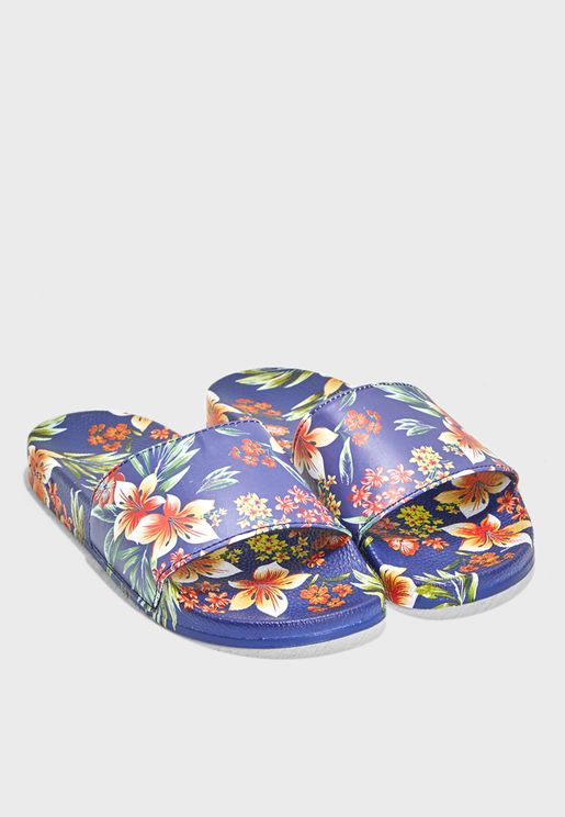Wahiki Casual Flat Sandals
