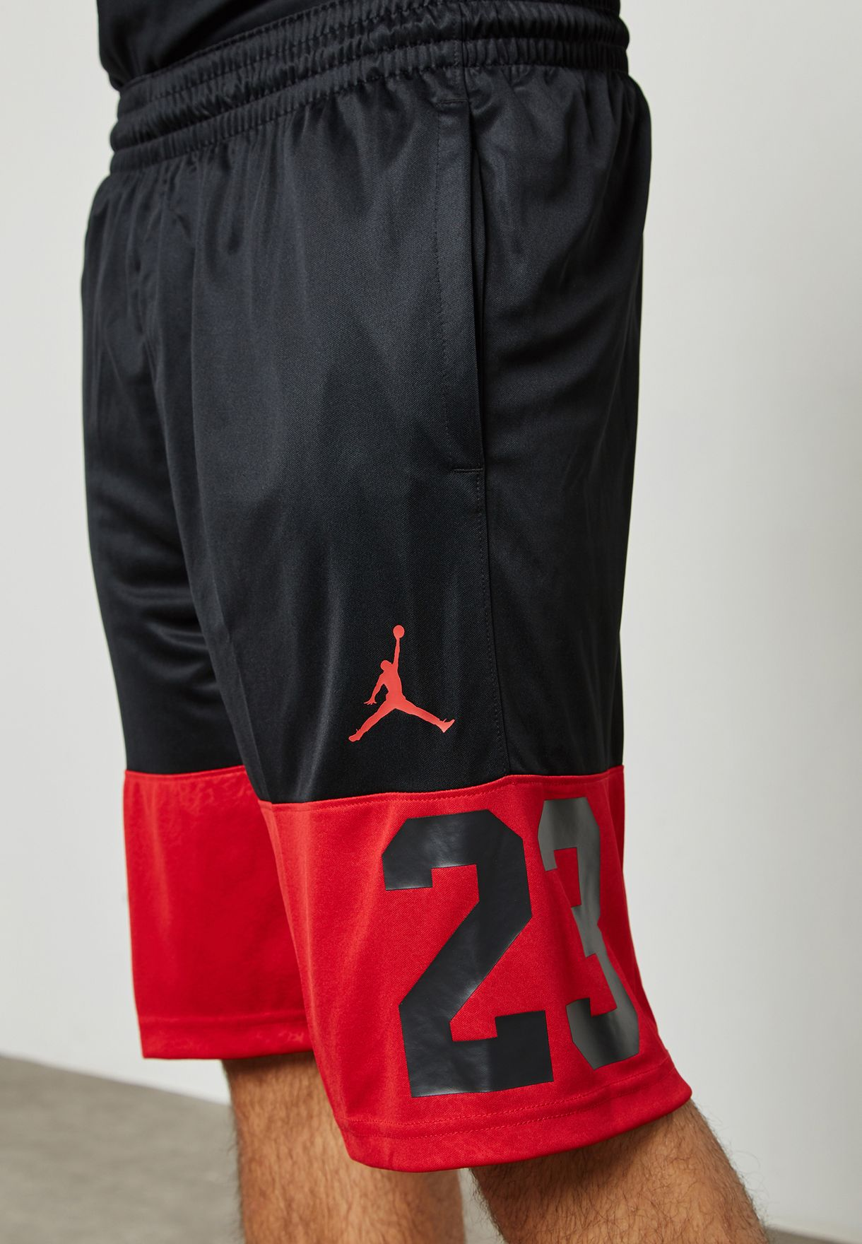 9c3ec757e94382 ... Rise 3 Basketball Shorts  Shop Nike black Jordan Shorts 861465-013 for  Men in UAE - NI727AT12KJB ...