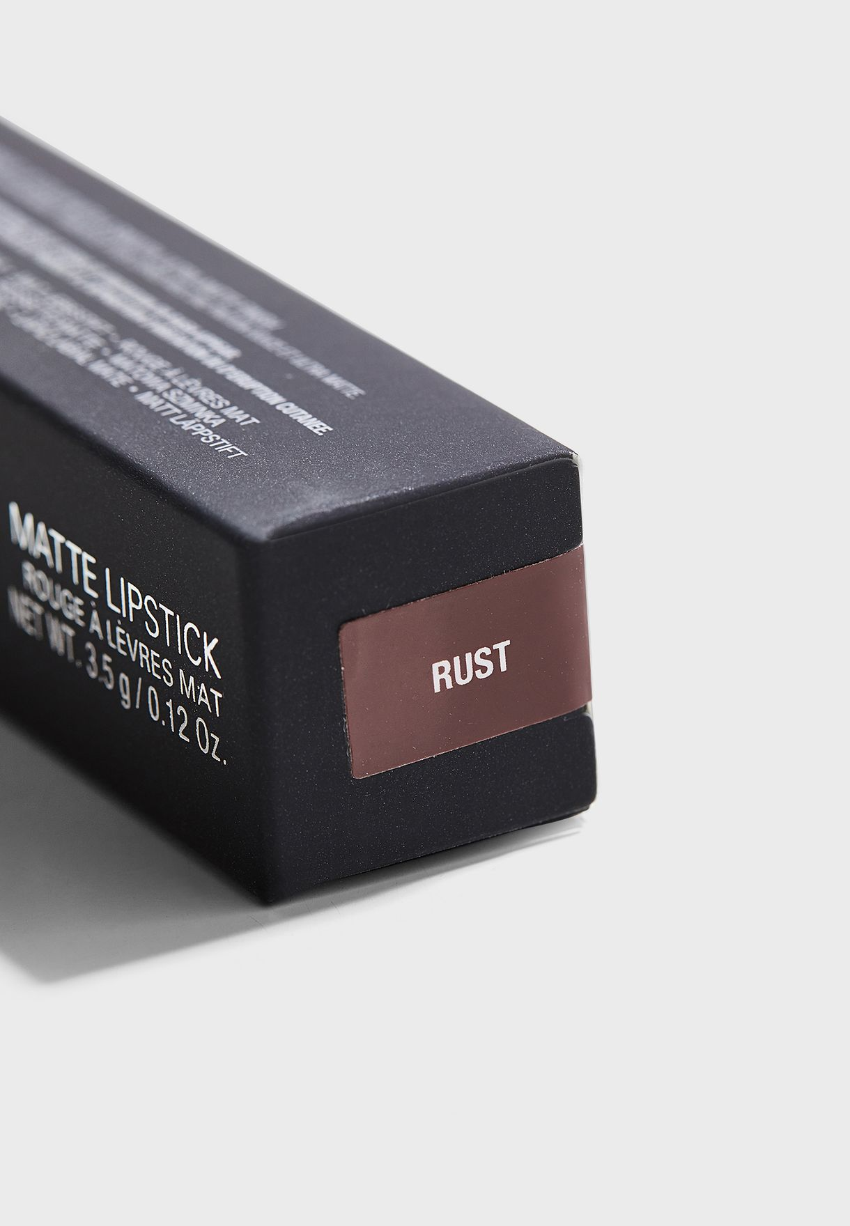 Matte Lipsticks - Rust