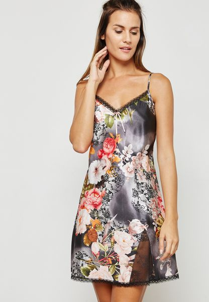 Floral Cami Slip