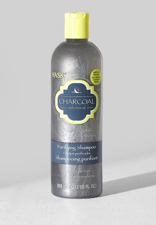 Charcoal Purifying Shampoo - 355Ml