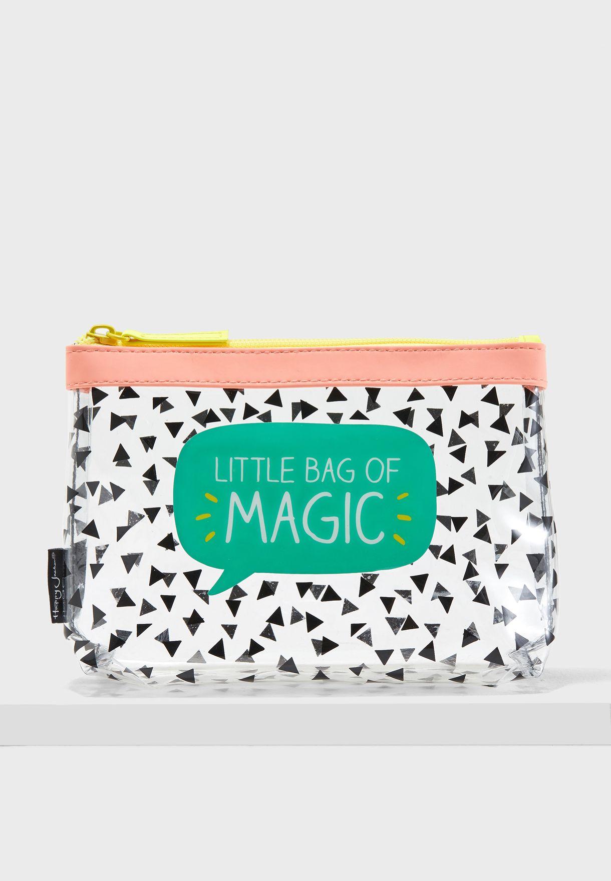 Little Bag Of Magic Small Makeup Bag