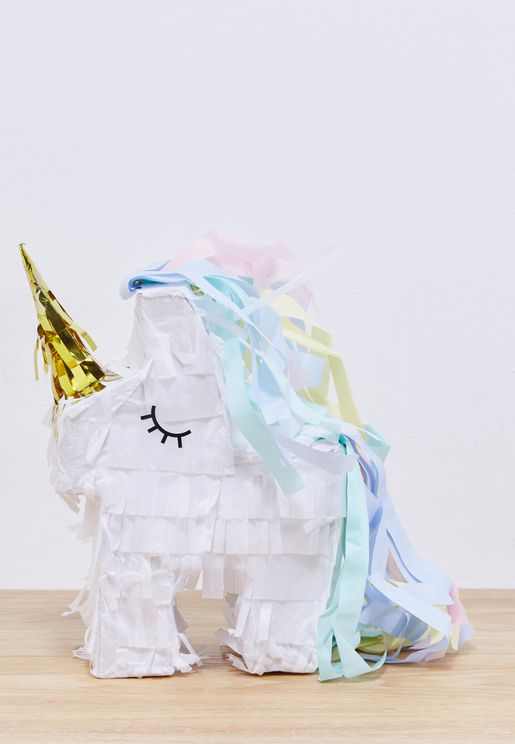 Unicorn Shaped Pinata